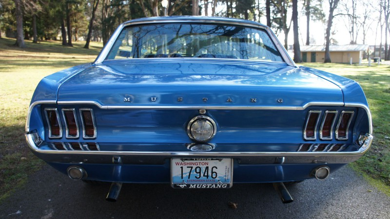 Mustang -68