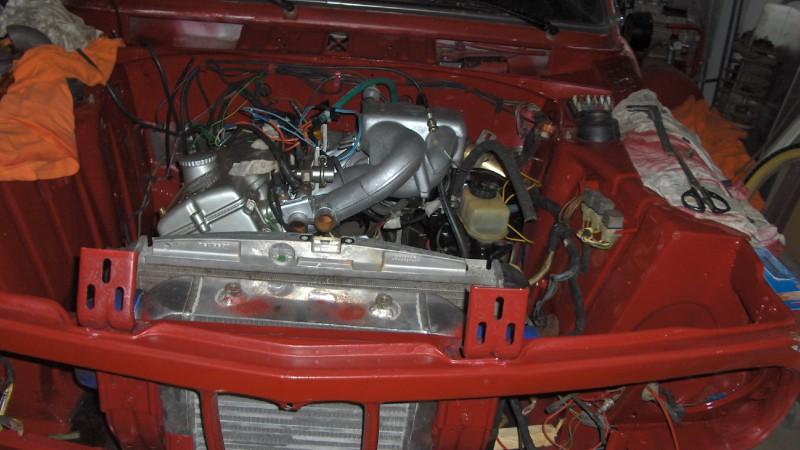 Motor nr 2
